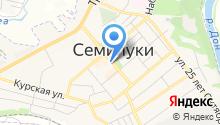 Стоматологическая клиника на карте
