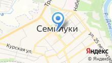 СКВ-Телеком на карте