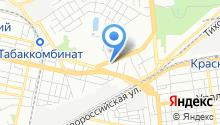 ROMAX на карте