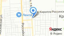 Tonalex.ru на карте
