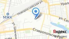 SportKrasnodar на карте