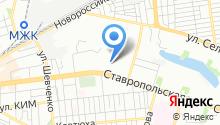 VIP sport на карте