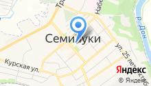 ЗАГС г. Семилуки на карте