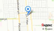 Недвижимость Кубани на карте