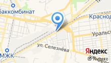 Автоград-Сервис на карте