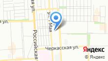 Web-AlexStudio на карте