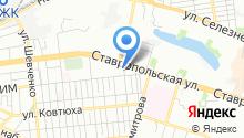 Агентство праздников на карте