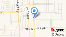 Sofi-паркет на карте