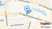 Best City на карте