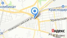 АвтоскладРФ на карте
