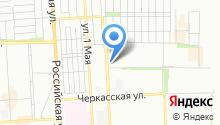 Tabasco на карте
