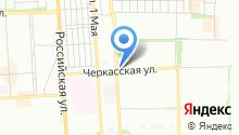 Fast-rus на карте