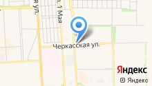 Bitcoin на карте