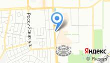 Автосервис на Восточно-Кругликовской на карте