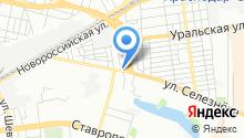 Cross Life на карте