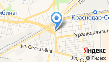 D & K-sport на карте