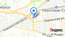 Юнита-сервис на карте