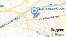 Evvro на карте