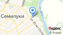 Средняя общеобразовательная школа №2 им. Н.Д. Рязанцева на карте
