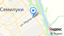 Санитарно-эпидемиологический отдел Семилукского района на карте