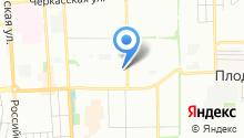 """""""Одевашка"""" - Детский комиссионный магазин на карте"""