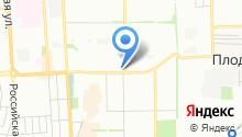 NiPol на карте