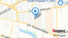 Автоцентр на Волжской на карте