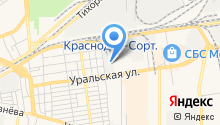 PSP на карте