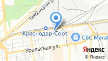 ТК на карте