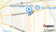 ZолотоV SереbроV на карте