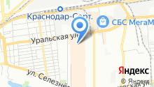 FOXX на карте