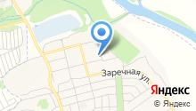 Семилукская средняя общеобразовательная школа №2 на карте