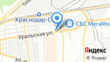 Gemelli на карте
