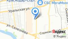 50 GYM на карте