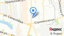 Conte на карте