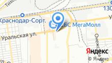 Motor-krd.ru на карте