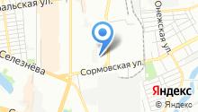 PonyExpress на карте