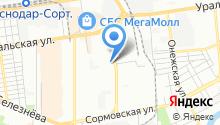 LaCar на карте