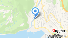 Магазин автозапчастей на ул. Фрунзе на карте