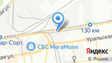 CARGO-CRAN на карте
