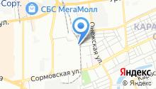 Zappex на карте