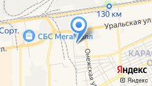 Автотех-Юг на карте