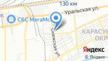 АВМ-Вент на карте