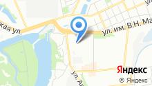 Postulat на карте