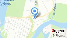 Автотека на карте