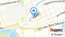 Жилищно-строительная компания Южный на карте