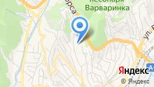 Эколого-биологический образовательный центр на карте