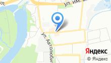 Betcity на карте