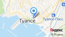 Транспортная прокуратура Туапсинского района на карте