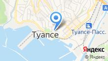 Туапсинская транспортная прокуратура на карте